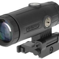 Holosun 3x Magnifier / flip &QD mount