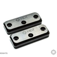 M-LOK Exterior Forend Weights (Pair)